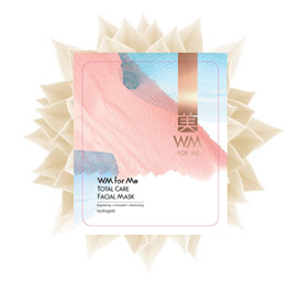 WM Total Care Facial Mask  제품사진